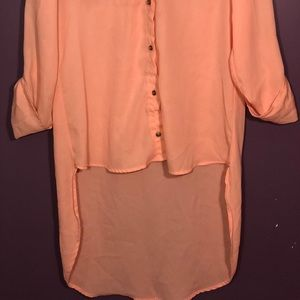 Charlotte russe long sleeve top